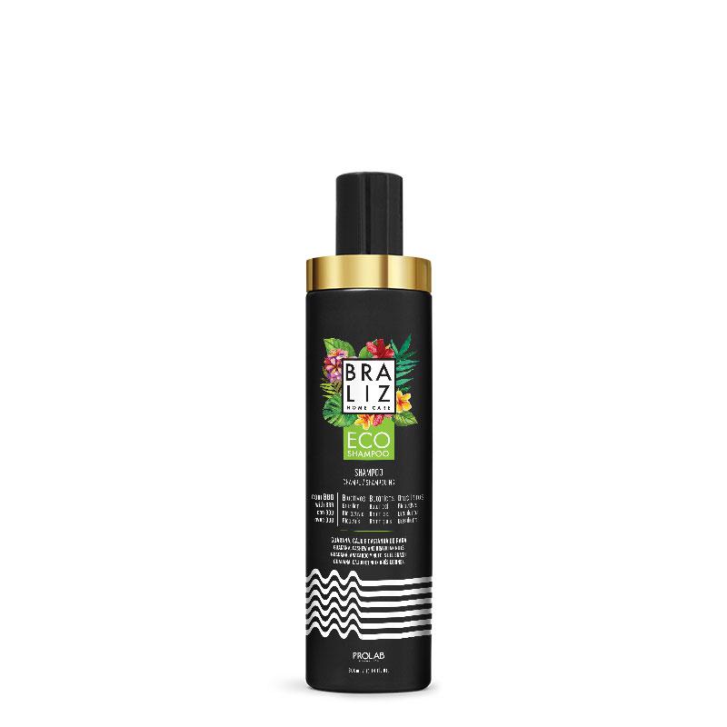 BRALIZ HOME braliz eco shampoo